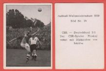 West Germany v Czechoslovakia Schafer (29)